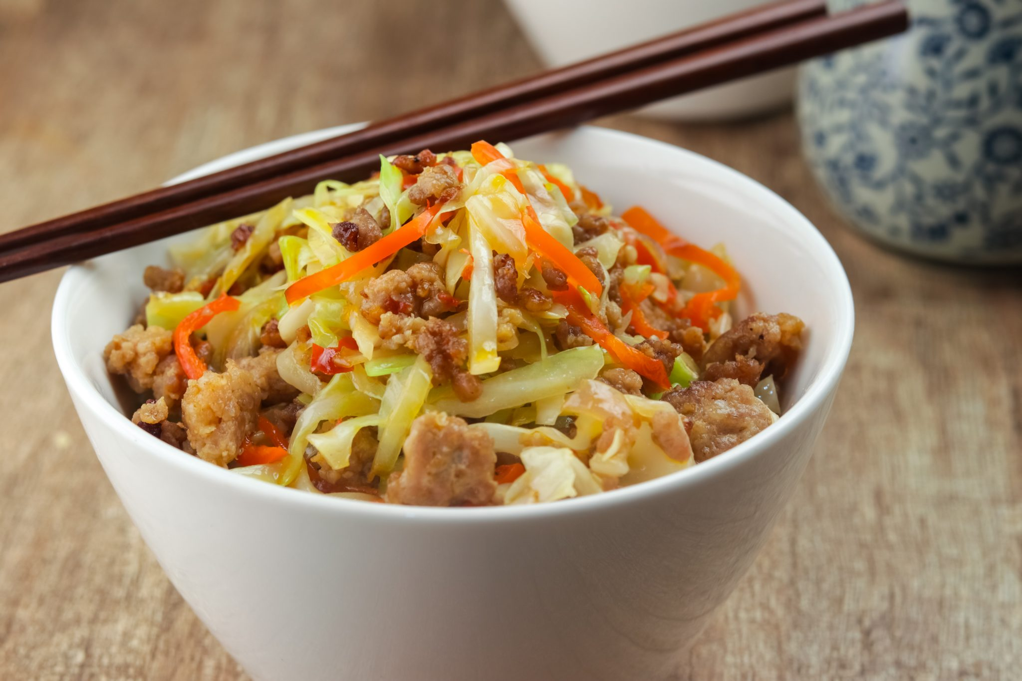 keto recipes: Keto Curry Spiked Tuna and Avocado Salad