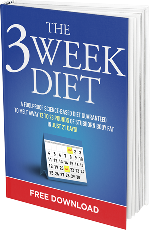 4 week diet plan - The New Science Of Shinking The Fat Cell 1