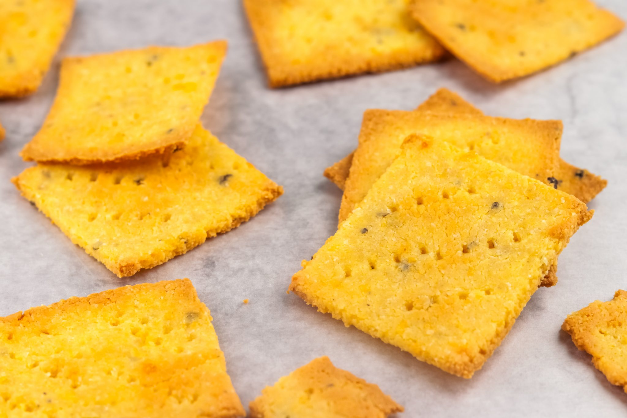 Ketogenic Recipes: Keto Cheese Biscuits