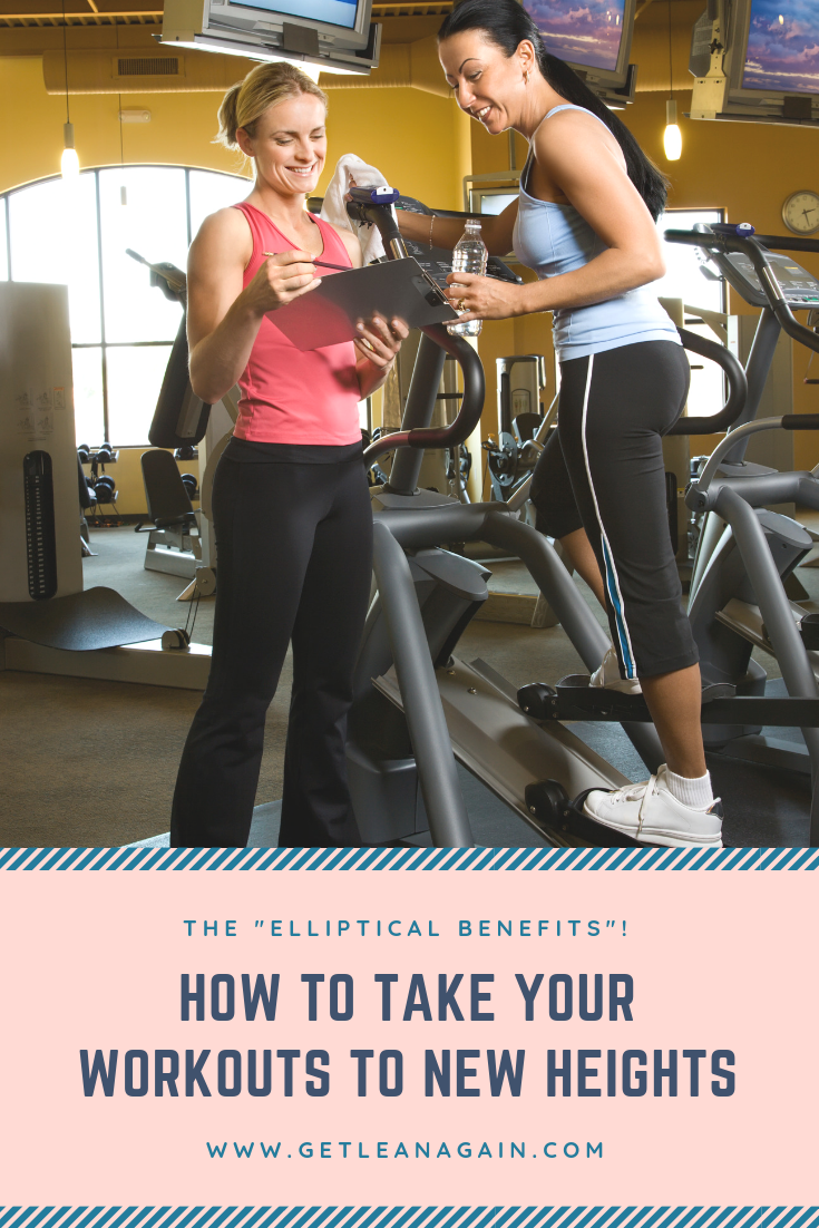 Elliptical Benefits - Best Workouts for Superb Fitness (8 Great Tips!) 1