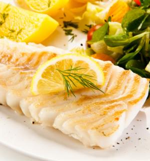 Italian Pan-fried Fresh Fish