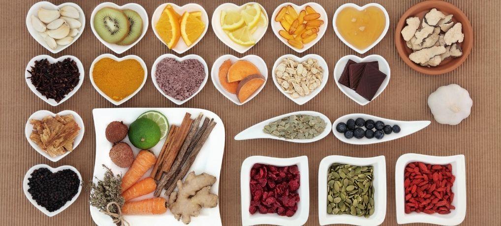 nutritional healing and arthritis diet