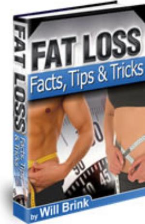 Fat Loss Tips - Techniques